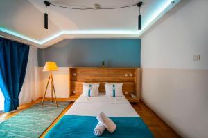 Hotel Magnolia, Hotels  Tivat - big - 60