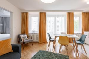 Neon Apartment