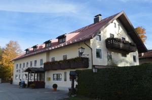 Penzion Landgasthof zum Papyrer Lenggries Německo