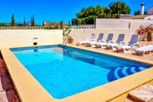 Nitike - holiday home with private swimming pool in Teulada