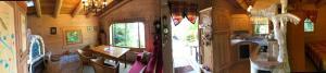 Luksusowy Domek z Bali nad jeziorem