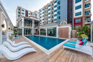 Dahla Hotel - Ban Khlong Sanam Phli