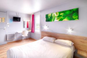 Fasthotel Macon Nord, Отели  Sennecé-lès-Mâcon - big - 7