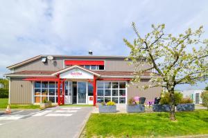 Fasthotel Macon Nord, Отели  Sennecé-lès-Mâcon - big - 26