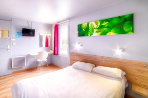 Fasthotel Macon Nord, Отели  Sennecé-lès-Mâcon - big - 13
