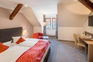 Best Western Hotel Schlossmühle Quedlinburg, Hotel  Quedlinburg - big - 89