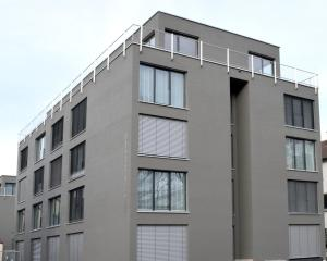 Warum-ins-Hotel Boardinghouse Pestalozzi, Guest houses - Heilbronn
