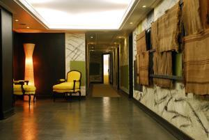 Hotel Fundador, Hotel  Santiago - big - 43
