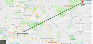 Apartments im Zentrum Berlin