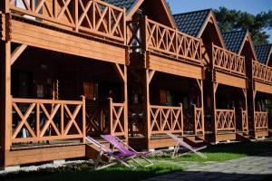 Wrzosowa Polana domki letniskowe