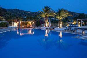 Приморский курорт Дионисос Иос (Милопотас)