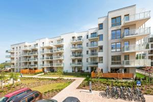Apartamenty Apartinfo Mila Baltica