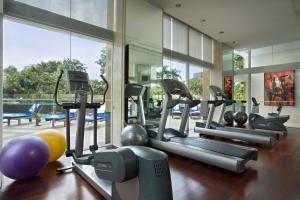 Somerset Berlian Jakarta, Apartmánové hotely  Jakarta - big - 16