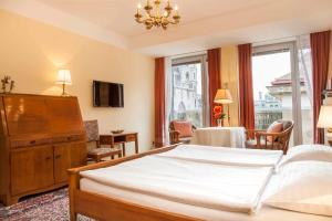 Pension Sacher - Apartments am Stephansplatz, Aparthotely  Vídeň - big - 5