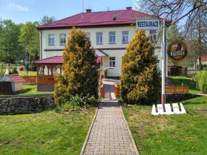 Pension Penzion U Bernardýna Tachov Tschechien