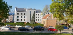 Apartament w centrum Olsztyna Grunwaldzka