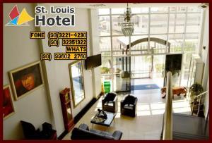 St Louis Hotel