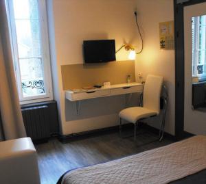Les Capucins, Hotel  Avallon - big - 4