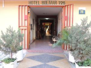 Hotel Bolivar, Hotely - Ica