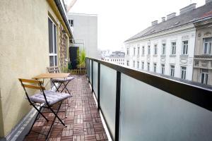 Vienna Time apartment Naschmarkt area