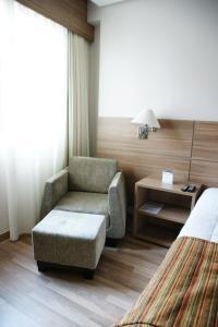 Everest Porto Alegre Hotel, Hotels  Porto Alegre - big - 9