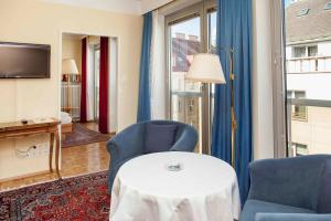 Pension Sacher - Apartments am Stephansplatz, Aparthotely  Vídeň - big - 31