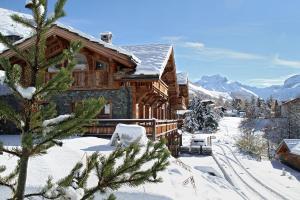 Odalys Chalet Le Lys - Hotel - Les Deux Alpes