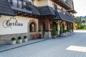 Hotel Carlina - Bialka Tatrzańska