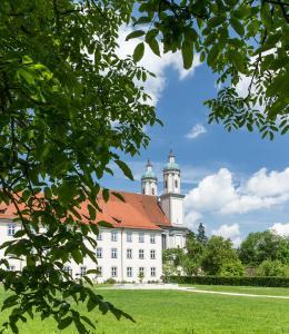 Hotel Kloster Holzen - Asbach-Bäumenheim