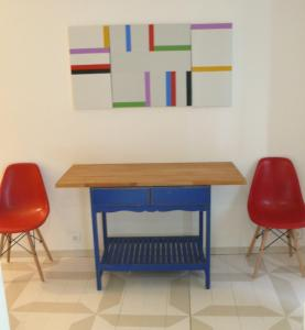 Oliveirinha, Apartmanok  Lisszabon - big - 49