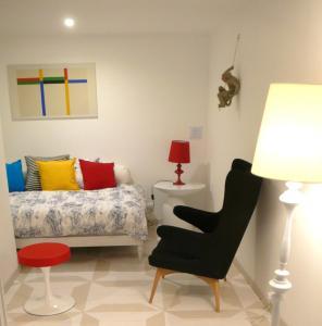 Oliveirinha, Apartmanok  Lisszabon - big - 4