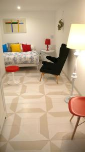 Oliveirinha, Apartmanok  Lisszabon - big - 5