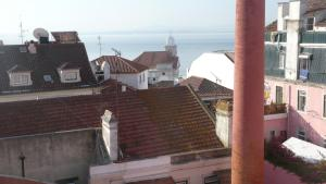 Oliveirinha, Apartmanok  Lisszabon - big - 20