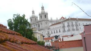 Oliveirinha, Apartmanok  Lisszabon - big - 21