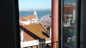Oliveirinha, Apartmanok  Lisszabon - big - 23