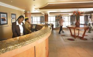 Sibaya Lodge & Entertainment Kingdom, Resort  Sibaya - big - 43