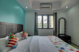 Compact Home Studio near White Town, Pondicherry, Appartamenti  Marmagao - big - 31