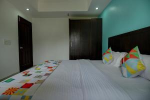 Compact Home Studio near White Town, Pondicherry, Appartamenti  Marmagao - big - 32
