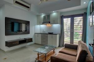 Compact Home Studio near White Town, Pondicherry, Apartmány  Marmagao - big - 4