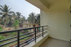Compact Home Studio near White Town, Pondicherry, Appartamenti  Marmagao - big - 28
