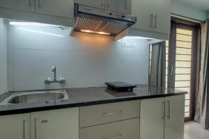 Compact Home Studio near White Town, Pondicherry, Apartmány  Marmagao - big - 6
