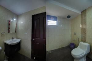 Compact Home Studio near White Town, Pondicherry, Apartmány  Marmagao - big - 11