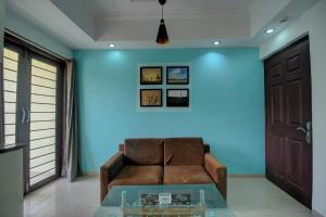 Compact Home Studio near White Town, Pondicherry, Apartmány  Marmagao - big - 22