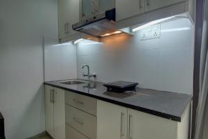 Compact Home Studio near White Town, Pondicherry, Apartmány  Marmagao - big - 14
