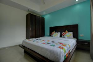Compact Home Studio near White Town, Pondicherry, Appartamenti  Marmagao - big - 18