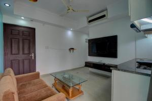 Compact Home Studio near White Town, Pondicherry, Apartmány  Marmagao - big - 10