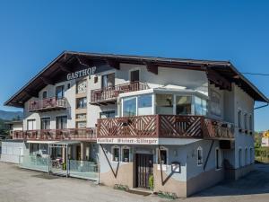 Gasthof Steiner Ellinger - Hotel - Kindberg