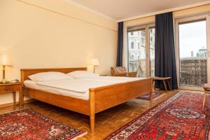 Pension Sacher - Apartments am Stephansplatz, Aparthotely  Vídeň - big - 26