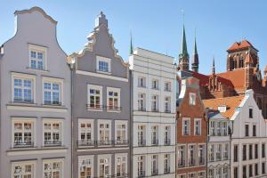 VIU Old Town Balcony