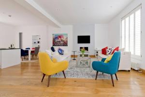 obrázek - Modern, Stylish, 4 Bed Apartment in Holland Park